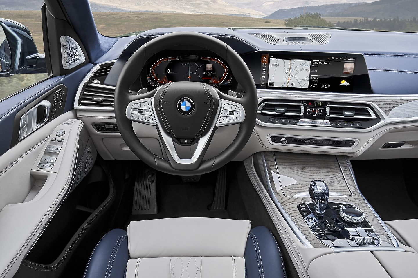 Should You Buy A 2020 Bmw X7 Motor Illustrated