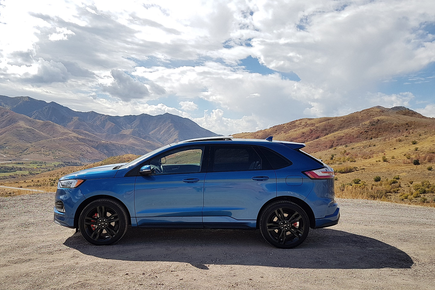2019 Ford Edge ST First Drive