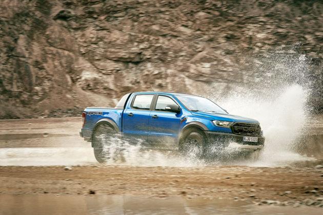 Ford Ranger Trail Control