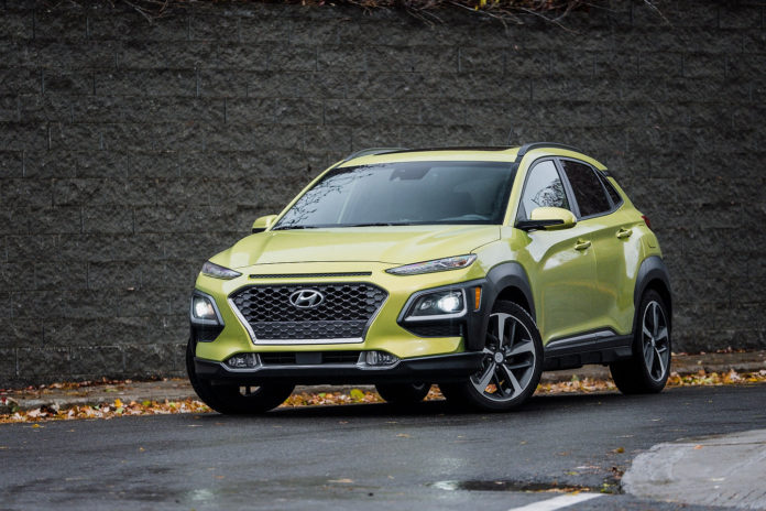 2019 Hyundai Kona 1.6T Ultimate AWD