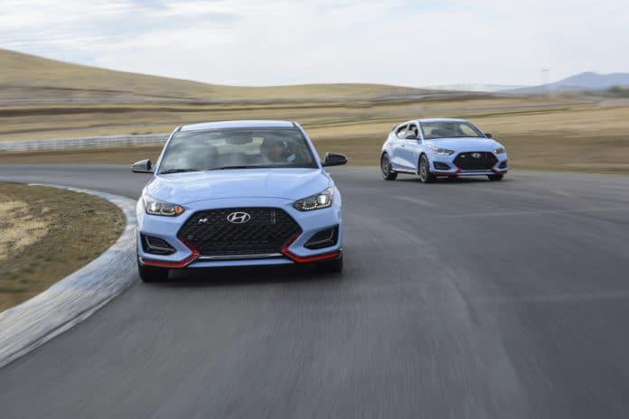 Hyundai Canada Announces 2019 Veloster N Pricing - Motor