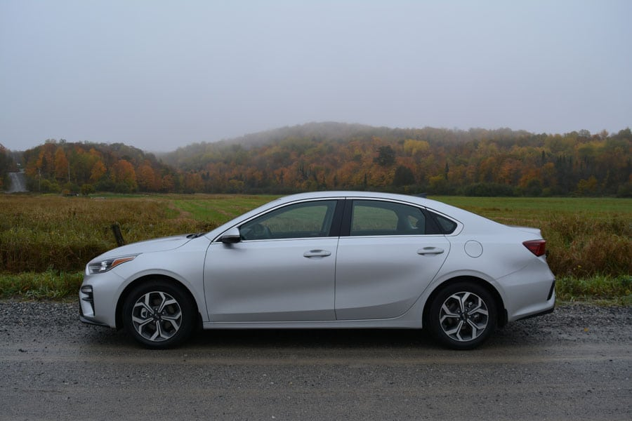 2019 Kia Forte First Drive: Initial Knockout - Motor ...