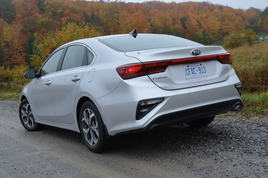 2019 Kia Forte First Drive Initial Knockout Motor