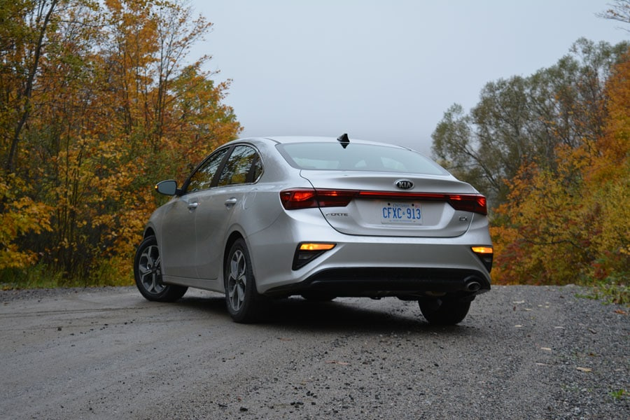 Chevy Cruze Lease >> 2019 Kia Forte First Drive: Initial Knockout - Motor Illustrated