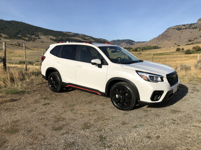 2019 Subaru Forester First Drive