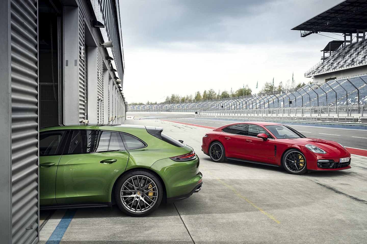 2020 porsche panamera gts and gts sport turismo on their way motor illustrated