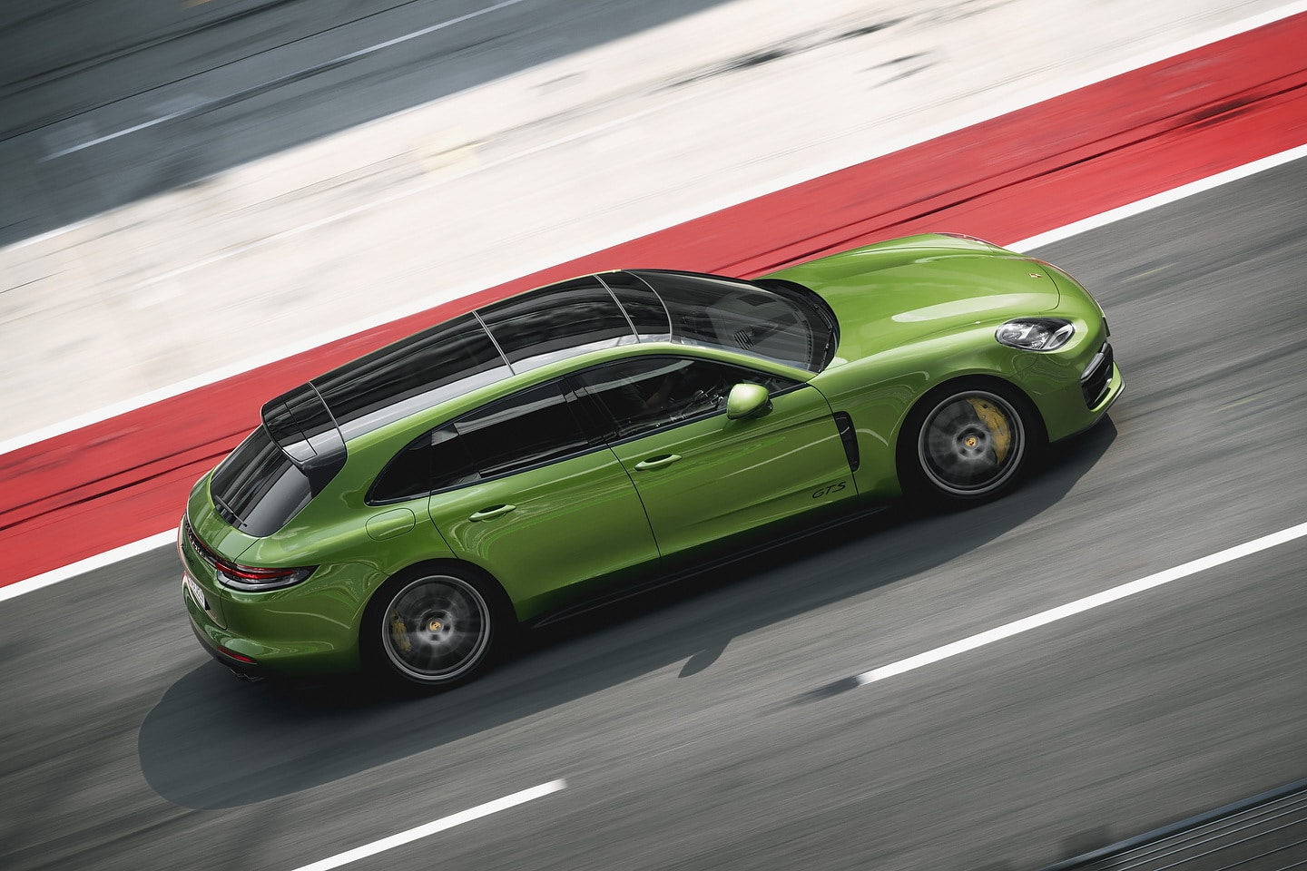 2020 Porsche Panamera GTS and GTS Sport Turismo On Their Way - Motor Illustrated