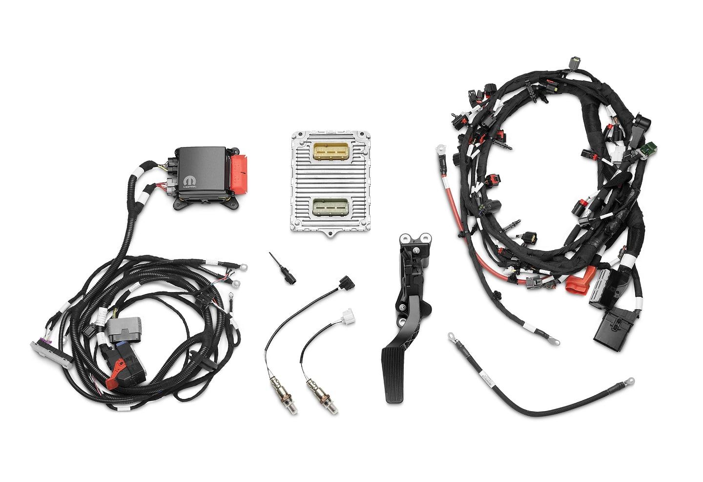 Hellephant 426 Supercharged Mopar Crate HEMI Engine