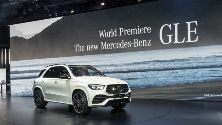 2020 Mercedes-Benz GLE
