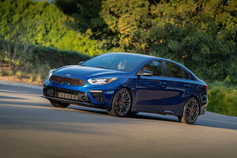 2020 Kia Forte GT Sport
