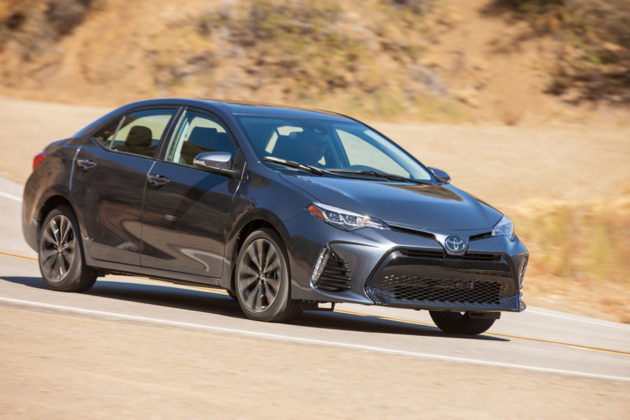 Toyota Corolla Best-Selling Cars in Canada