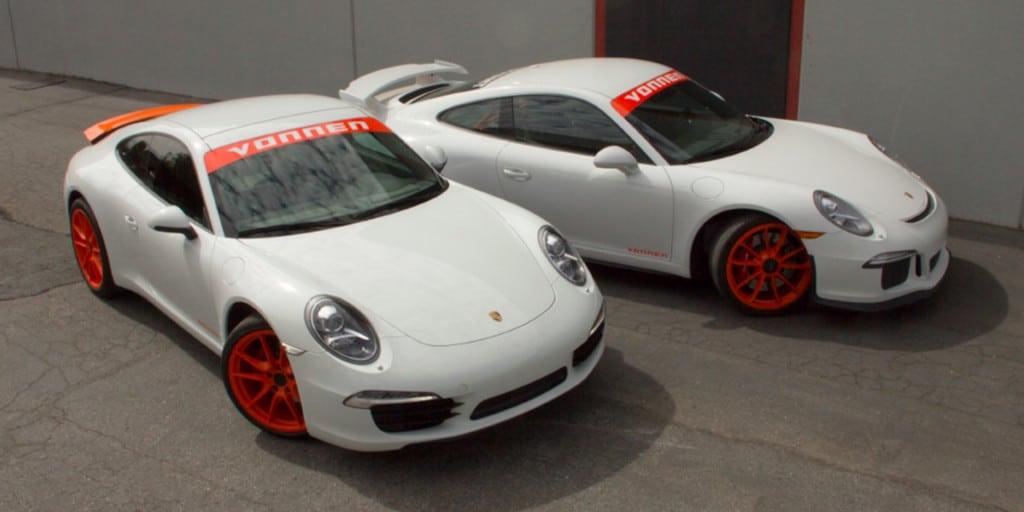 Vonnen Porsche Hybrid