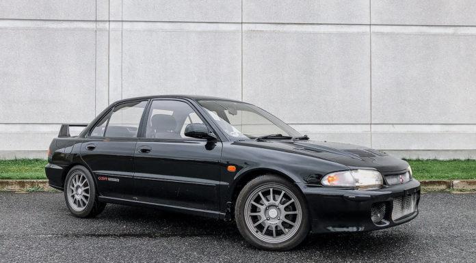 1993 Mitsubishi Lancer Evolution I GSR