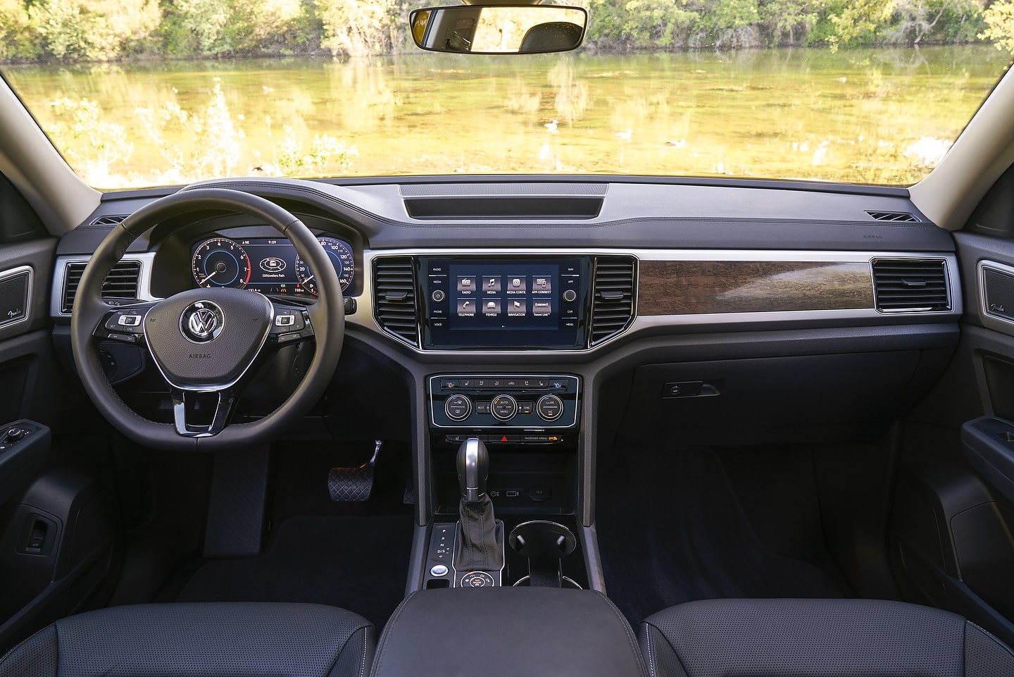 Volkswagen Atlas Interior