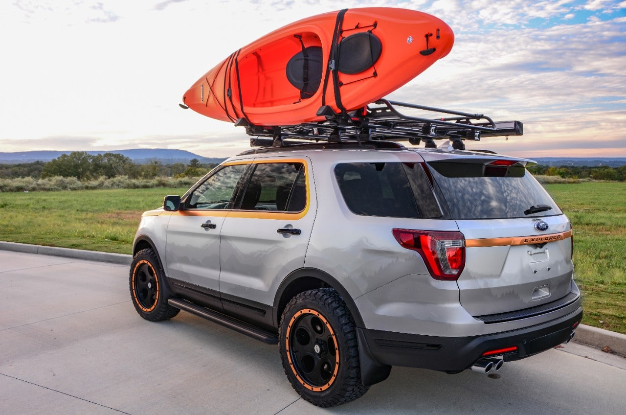 2019 Ford Explorer At A Glance Motor Illustrated