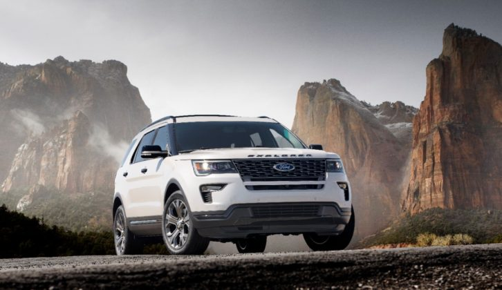 2019 Ford Explorer Summary