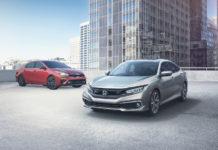 2019 Honda Civic vs. 2019 Kia Forte