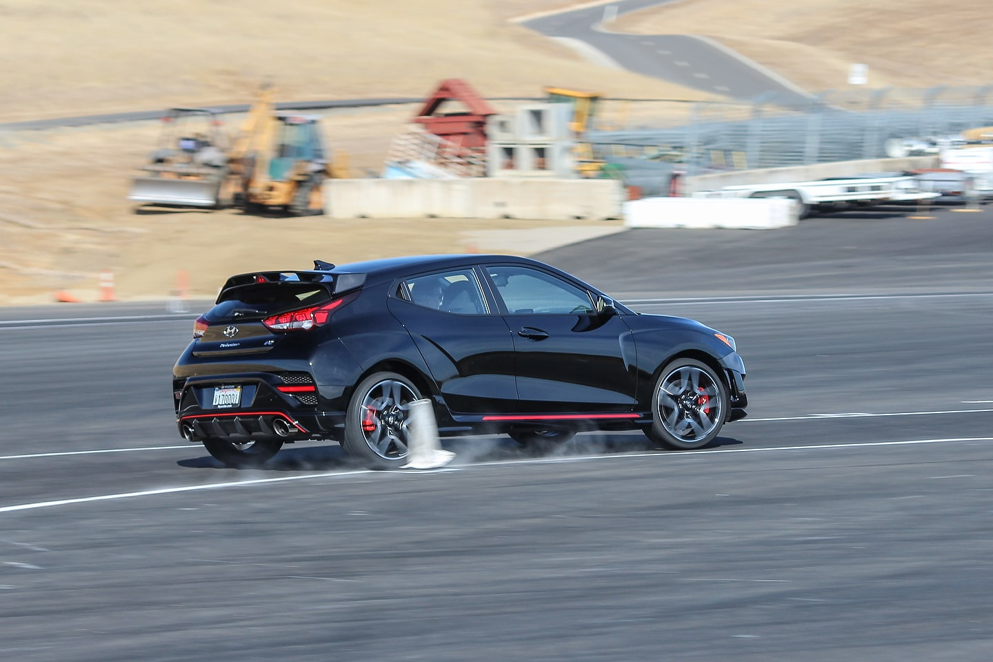 2019 Hyundai Veloster N First Drive - Motor Illustrated