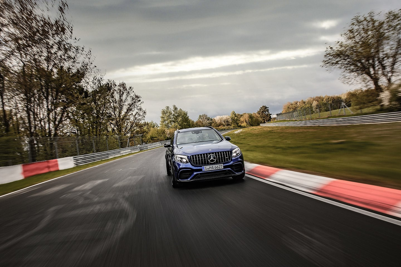 2019 Mercedes-AMG GLC 63 S Fastest SUV Around The Nürburgring