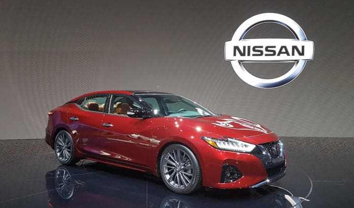 LA Auto Show 2018: the 2019 Nissan Maxima is back with a bit