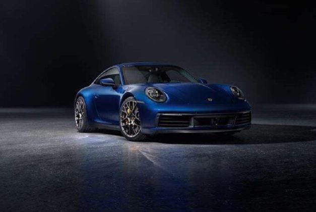 Porsche 911 J.D. Power