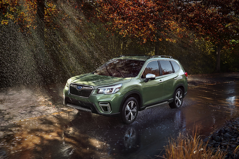 Best-selling cars in Canada - Subaru