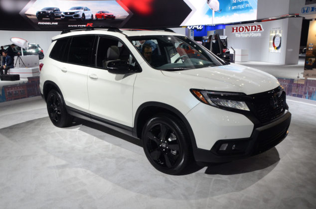 2020 Honda Passport 18