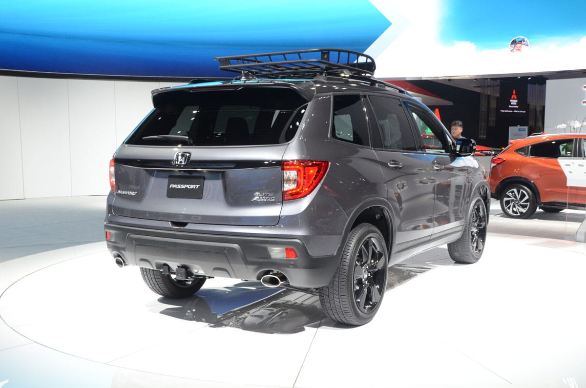 5 Questions About The 2019 Honda Passport Answered Motor Illustrated