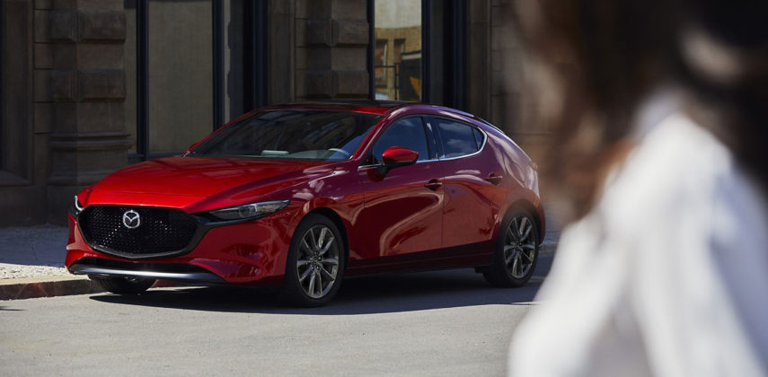 Best-selling cars in Canada - Mazda