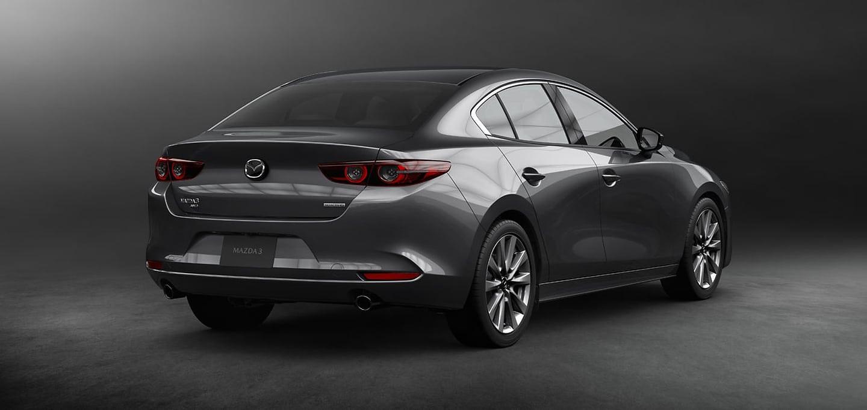 2020 Mazda3