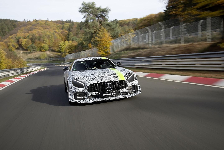 2020 Mercedes-AMG GTR PRO