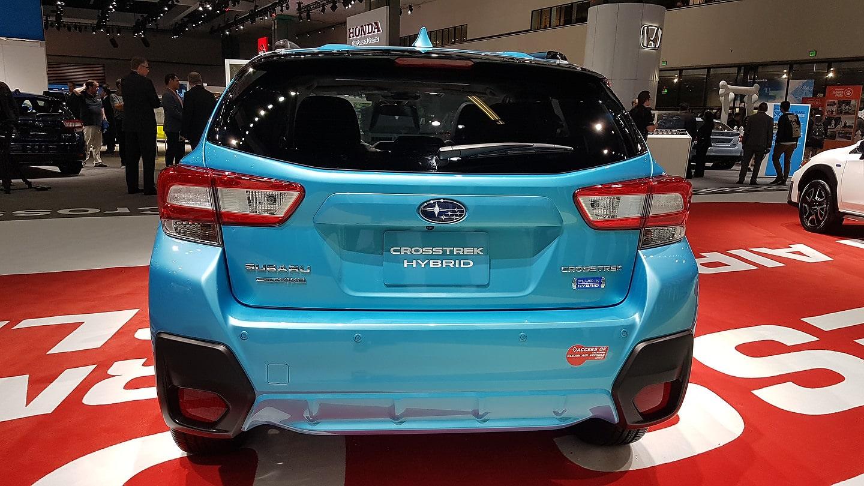 2018 Crosstrek Release Date >> LA Auto Show 2018: Subaru introduces its first plug-in hybrid, the 2020 Crosstrek Hybrid Plug-In ...