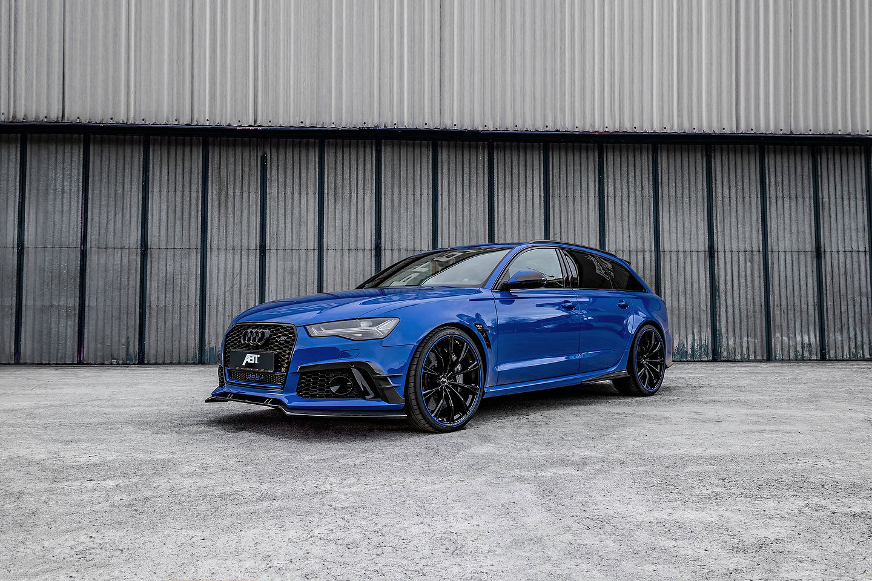 ABT RS6+ Nogaro Edition