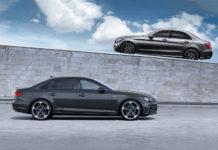 2019 Audi A4 vs. 2019 Mercedes-Benz C-Class