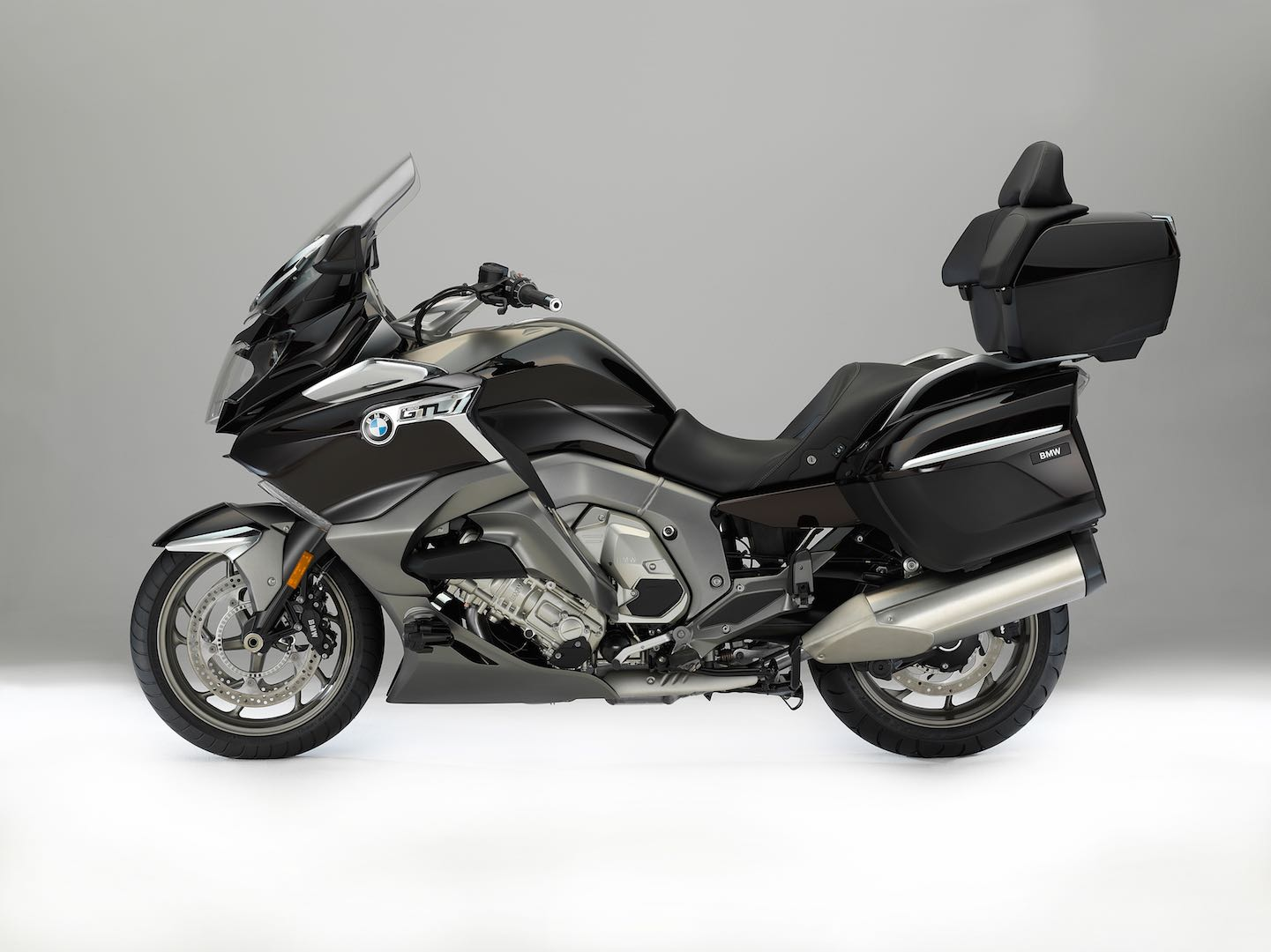 BMW touring bike