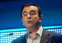 Nissan CEO Carlos Ghosn Arrested