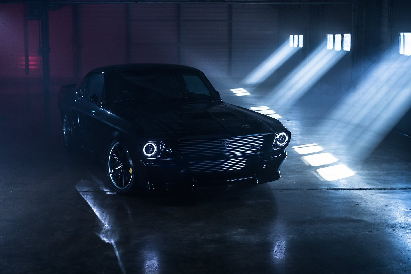 Charge Automotive 1960 Ford Mustang EV