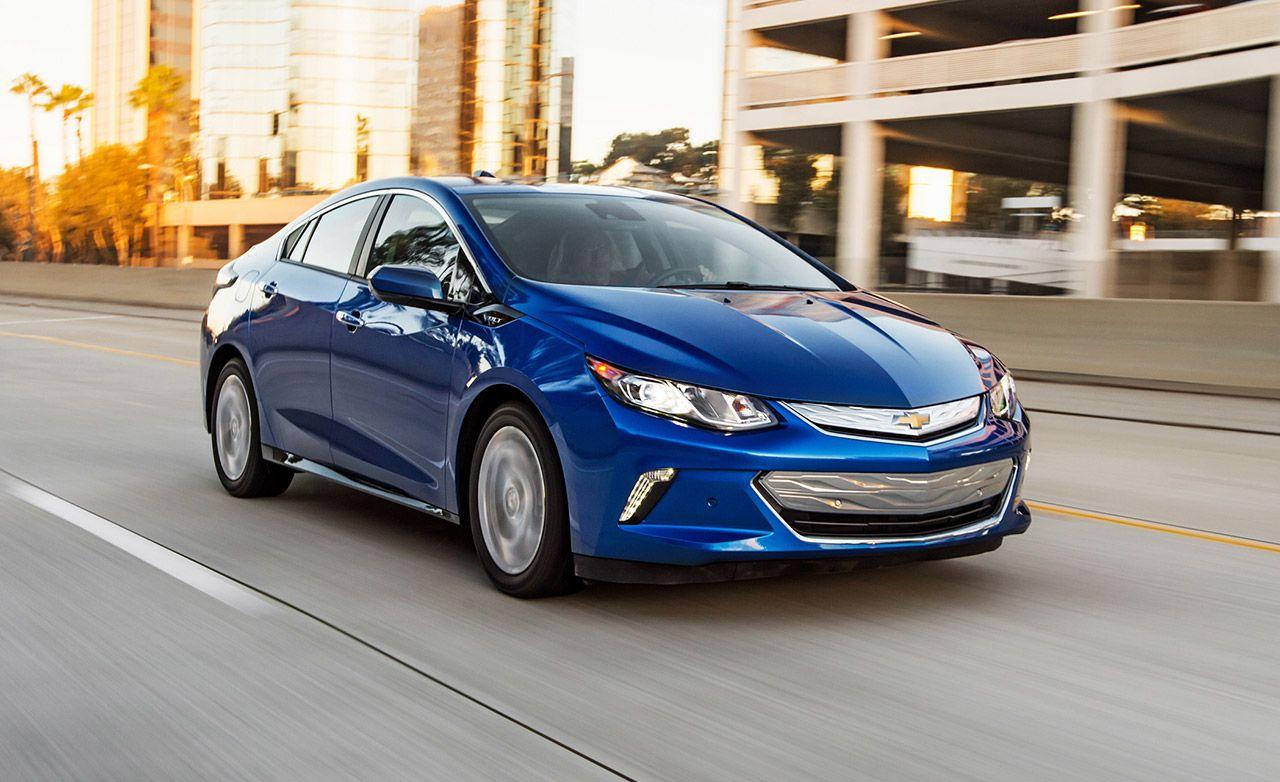 Chevrolet Volt GM Layoffs 2019