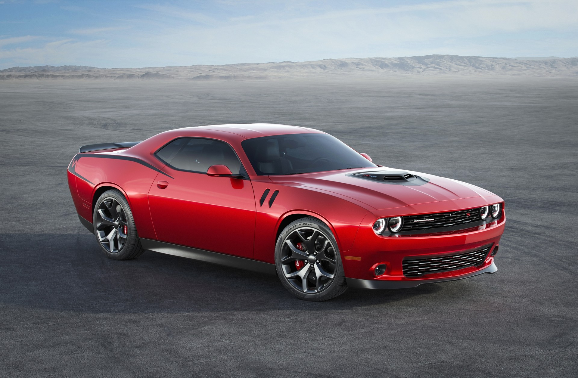 Five Things To Know About A 2019 Dodge Barracuda Motor Illustrated