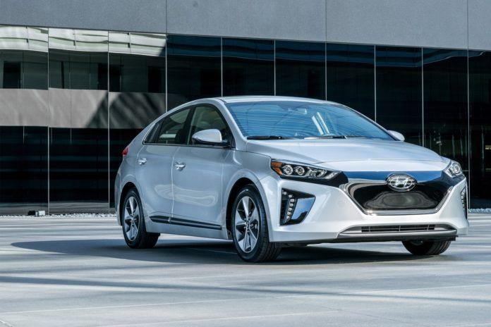 Hyundai IONIQ EV IZEV Program