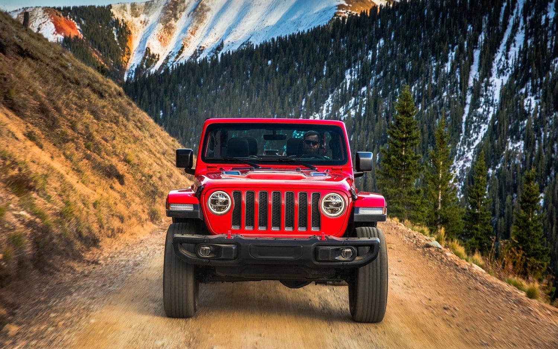 Jeep Wrangler Scrambler