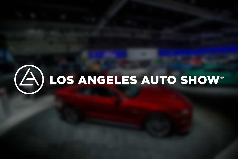 2018 Los Angeles Auto Show