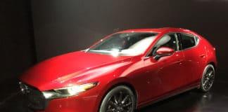 2020 Mazda3 LA Auto Show 2018