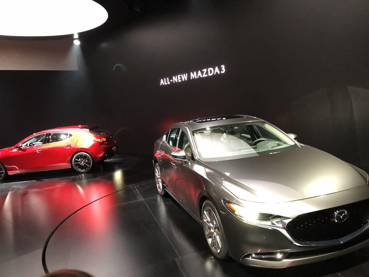 2019 Mazda3 | Photo: Mazda