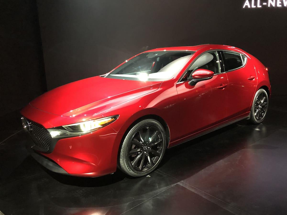 2019 Mazda3 Los Angeles