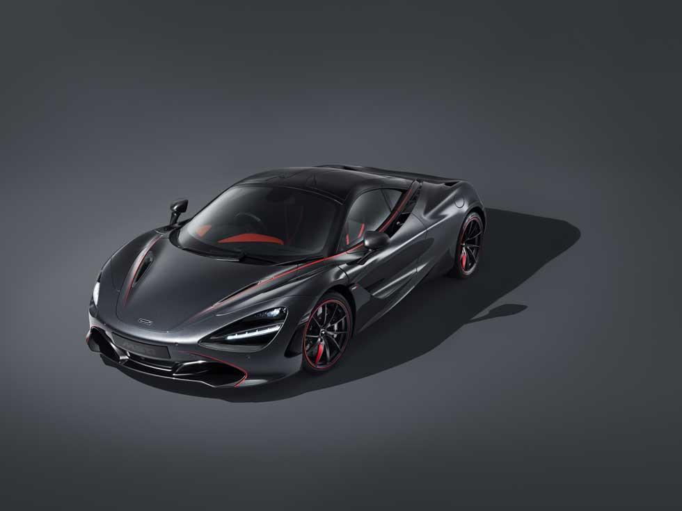 McLaren 720S Stealth