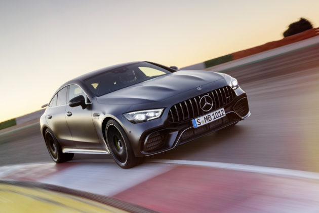 2019 Mercedes-AMG GT 63 4Matic+ 4-Door Coupe