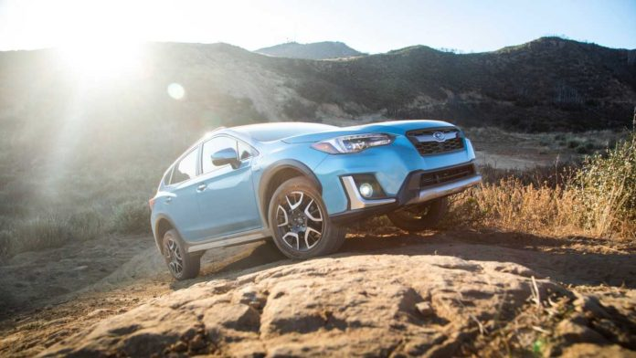 New Plug In Hybrid Version Added To 2020 Subaru Crosstrek Motor