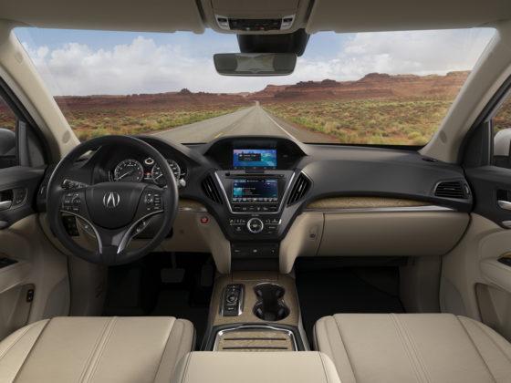 2019 Acura MDX | Photo: Acura