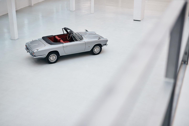 1967 BMW 1600 GT Cabrio Convertible